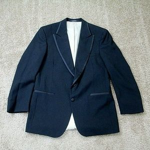 Chaps Ralph Lauren Tuxedo Jacket Black (small hole